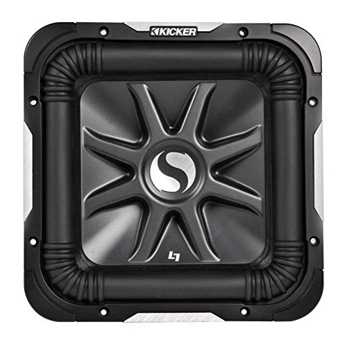 Kicker S15L7 4-ohm 15' Car Audio Subwoofer