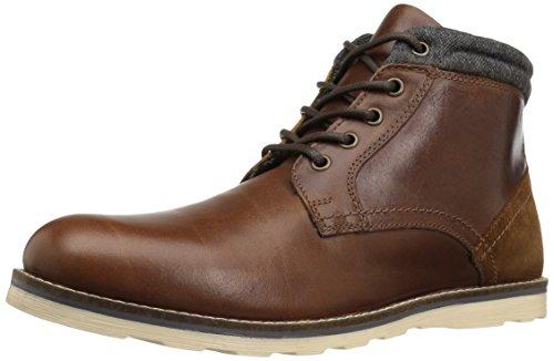 Crevo Men's Geoff Fashion Boot, Chestnut, 11 M US