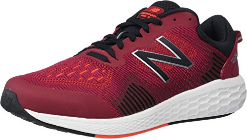 New Balance Herren Cross Trainer V1 Fresh Foam Crosstrainer, Neo-Purpur/Neo-Flamme, 47.5 EU