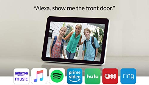 """Product Image 21: Echo Show (2nd Gen)   Premium 10.1"""" HD smart display with Alexa – stay connected with video calling – Sandstone"""