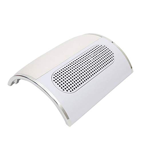 Nagelzuiger ventilator stofzuiger met 2 stofzakken Wit