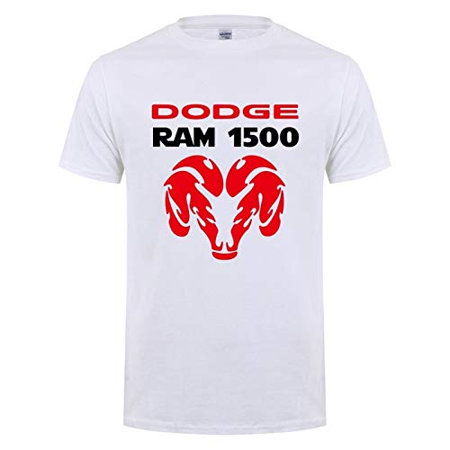 Cool Dodge Ram 1500 Pick Up Truck Trucker T Shirt Mannen T Shirt Zomer Mode