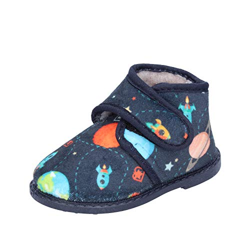 BLAIKE Sloffen Baby Jongen Textiel Blauw