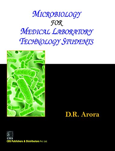 Microbiology for Medical Laboratory Technology Students (English Edition)