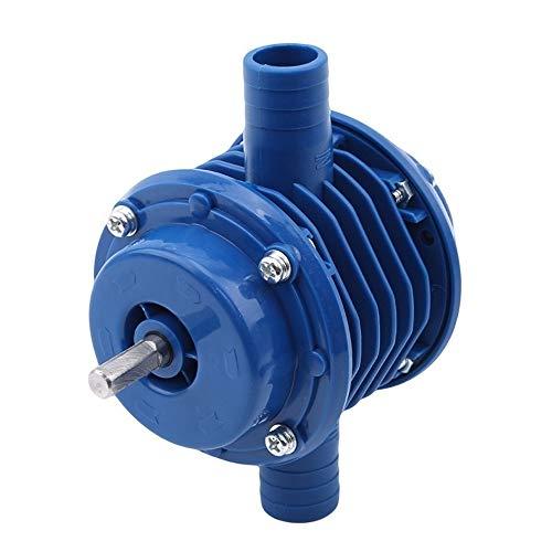 Pumpen für Garten Hof, Elektrobohrer, Zubehör tragbar, kleine Pumpe, selbstsaugende Handbohrer, Wasser