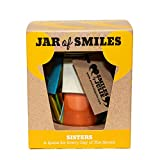 quotes in a jar - Smiles by Julie - Sisters Quotations in A Jar. A Month of Loving, Amusing and Humourous Quotes. to Show Your Sister How Much You Love her and Value her Friendship. Comes in its own Gift Box.