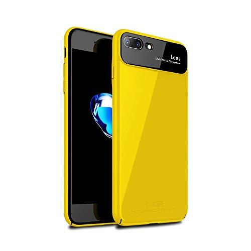 KIOKIOIPO-N Mode Full Coverage PC + Objektiv + rückseitige Kamera Glashülle for das iPhone 8 Plus & 7 Plus (Size : Ip8p2485y)