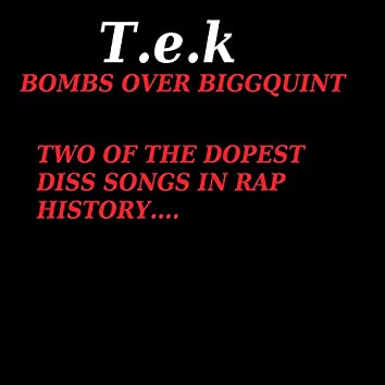 Bombs Over Bigg Quint (Bigg Quint, Les G & 9Milli Diss)