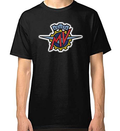 Alihan250820a201 PA Shirt Gr. S, Mv Agusta T-Shirt mit rotem Logo
