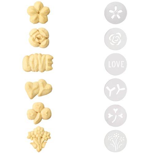 OXO Good Grips Cookie Press Springtime Disk Set