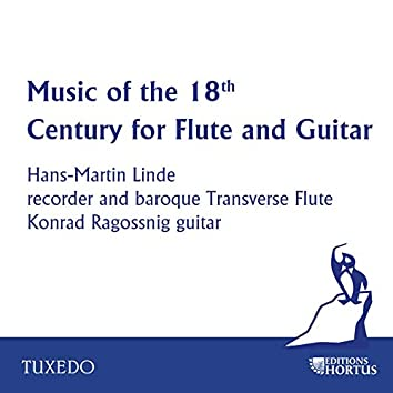 Music of the 18th Century for Flute and Guitar