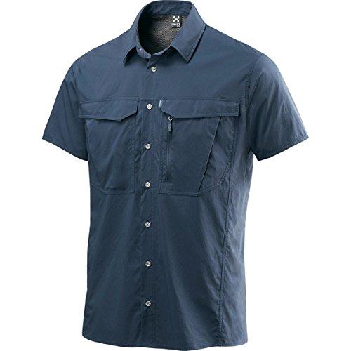 Haglofs 6029052 V2020 – Salo III SS Shirt Men Deep Blue M