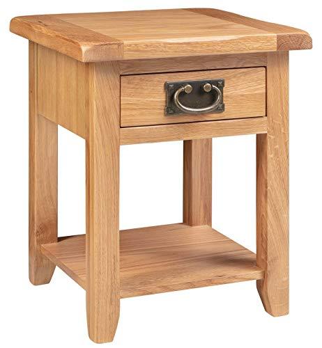 Amazon Brand - Alkove Monchqiue Small Lamp Table