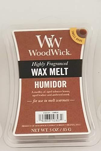 WoodWick Humidor - Wax Melt
