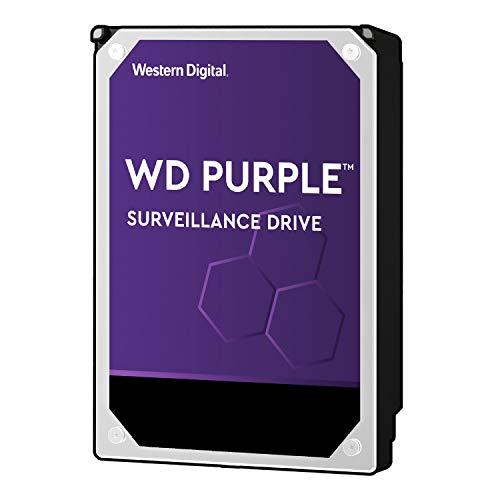 Western Digital HDD 3TB WD Purple 監視システム 3.5インチ 内蔵HDD WD30PURZ