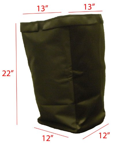 Snapper Rear Rider Twin replacement grass bag. Bag ONLY