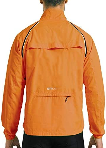 BALEAF Men s Cycling Jacket Running Removable Sleeves Reflective Sleeveless Windbreaker Vest product image
