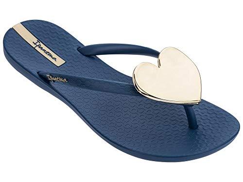 Ipanema Maxi Fashion II, Chanclas Mujer, Azul, 37 EU