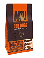 80 Percent free-run chicken - chicken 80/20 food combines 80 Percent fresh chicken with 20 Percent 'super-8' fruit and veg for a delicious meal your pup will enjoy Made using the 'super-8' for vital nutrients - AATU dry dog food includes a bespoke co...