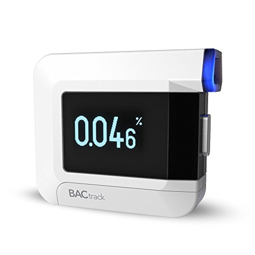 BACtrack C8 Breathalyzer | Professional-Grade Accuracy | Optional Smartphone Bluetooth Connectivity to Apple iPhone, Google & Samsung Android Devices | Apple Health Kit Integration