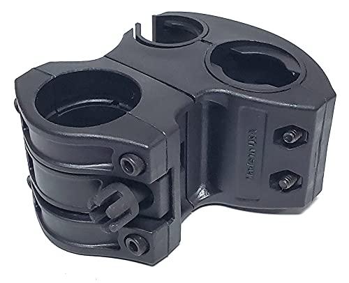 Elzetta ZSM-T Tactical Shotgun Flashlight Mount with Quick Release Thumbscrew Option