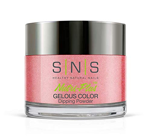 SNS Nails Dipping Powder Gelous Color - 141 - Ne M'oubliez Pas - 1 oz