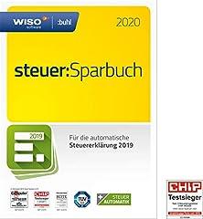 Sparen Sie bei WISO steuer:Sparbuch 2020 von Buhl