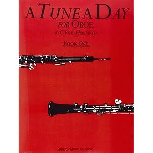 A Tune A Day: For Oboe (Book 1): Noten für Oboe