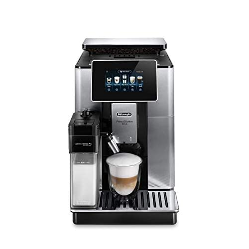 41LUwsPHX0L. SS500  - De'Longhi Primadonna Soul, Fully Automatic Bean to Cup, Espresso an Cappuccino Coffee Maker, ECAM610.75.mb, Black and…