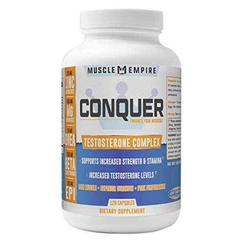 Muscle Empire Conquer (60 Servings)