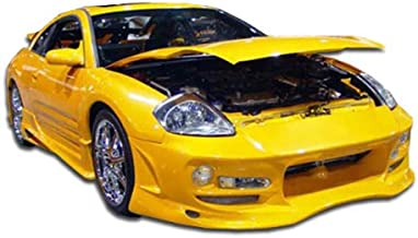 Brightt Duraflex ED-HUP-776 Bomber Body Kit - 4 Piece Body Kit - Compatible With Eclipse 2000-2005