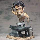 HOOPOO El Vengadores Guerra Ilimitada Modelo De Animación, Iron Man, La Estatua del Modelo De Tony Stark, Servicio De Decoración, 20cm
