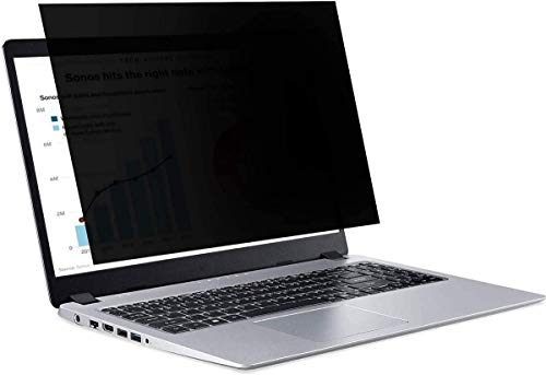 """Laptop Privacy Screen Protector 14 Inch Widescreen, 14"""" Anti Blue Light Anti Glare Sceen Protector Filter Protect Your Eyes Against Blue Light and Glare for 14"""" 16: 9 Widescreen (None-touchscreen))"""