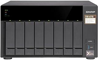QNAP TS-873-8G AMD RX-421ND 保修和延长保修201570 8GB 8 Bay