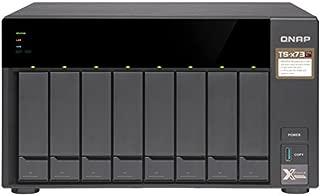 QNAP TS-873-8G AMD RX-421ND 保修和延长保修201571 4GB 8 Bay