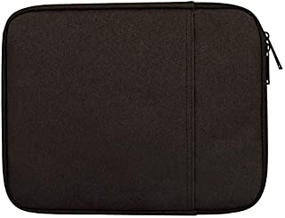 YINUO Netbook Bag ND00 10 inch Shockproof Tablet Liner Sleeve Pouch Bag Cover, for iPad 9.7 (2018) / iPad 9.7 inch (2017), iPad Pro 9.7 inch(Black)(Pink)(Grey)(Blue)(Navy Blue) (Color : Black)