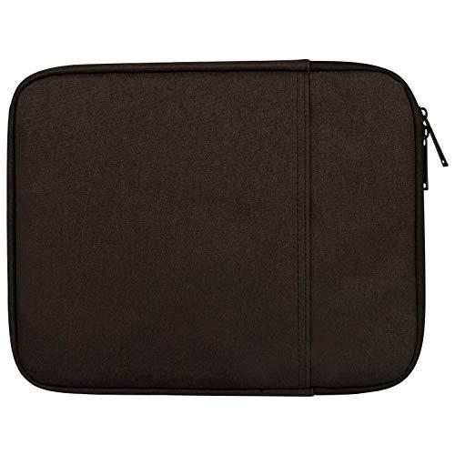 Borse per Notebook e Accessori ND00 Tablet Sleeve Copertura del Sacchetto da 10 Pollici Antiurto Liner Pouch, for iPad 9.7 (2018)   iPad 9,7 Pollici (2017), iPad PRO 9,7 Pollici (Nero) Ctj