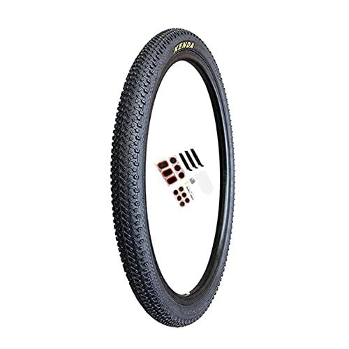 LDFANG 24/26/27,5 x 1,95, Neumático de Alambre de Cuentas de Bicicleta MTB para montaña, Neumático de Campo traviesa de Bicicleta