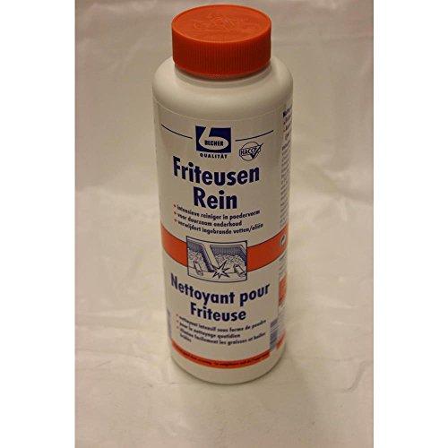 Dr. Becher Friteuses puur 1000 g fles (friteusenreiniger)