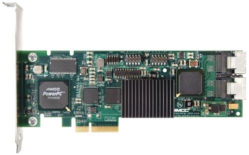 3Ware 9650SE-8LPML SATA2 Hardware RAID Controller Kit