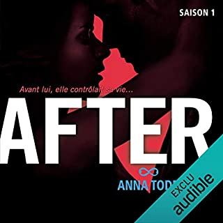 Page de couverture de After: Saison 1