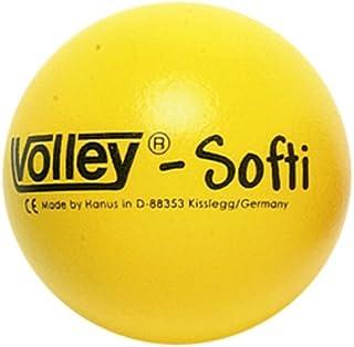 ボリー (Volley) しわくちゃボール 150mm 黄  VO1500-Y
