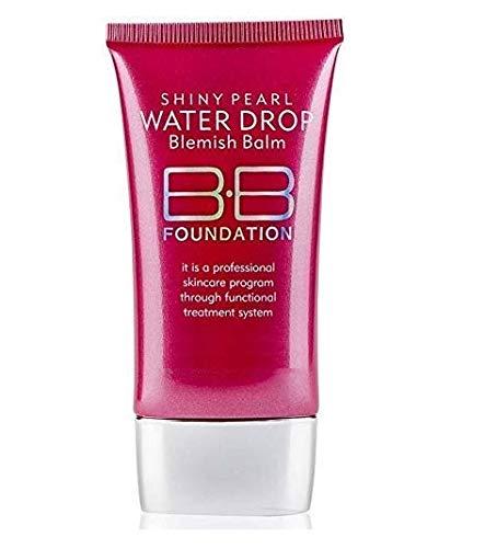 ClubComfort™ SPF-15 BB Professional Foundation Shiny Pearl Water Drop Blemish Balm Skin Care Cream