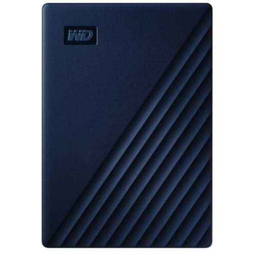 Western Digital WD My Passport for Mac - Disco Duro Externo 2000 GB Blue My Passport para Mac, 2000 GB, 3.0 (3.1 Gen 1), Color Azul