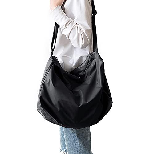 ATRNA Bolsa Deporte, Viaje Gimnasio con Compartimento Separado para Zapatos Duffle Bag para Hombre Mujer Bolsa Deportiva Yoga Bolsa Fin de Semana