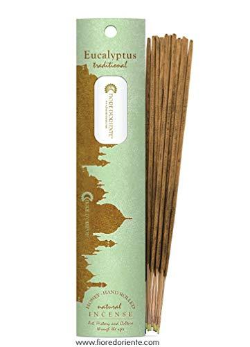 Fiore d'Oriente EUCALIPTUS Traditional Incense 10sticks 20gr