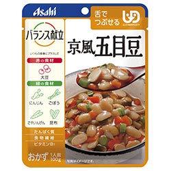 アサヒグループ食品 バランス献立 京風五目豆 100g×24個入×(2ケース)