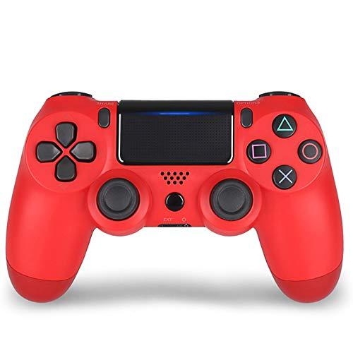 EtexFan Wireless Controller für PS4 Slim/PS4 Pro,USB Controller für PC,Bluetooth Gamepad mit Dual-Vibration Audiofunktionen Playstation Controller Joystick, TP-1206,S2