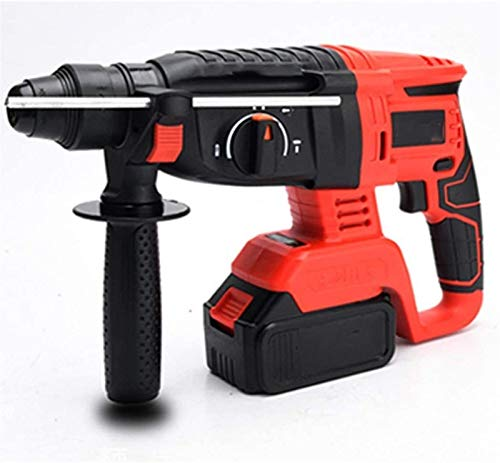 TYUIOYHZX Drill Cordless Screwdriver,Electric Drills Multi Tool Power Tools Screwdrivers Set for Home Improvement & DIY Project
