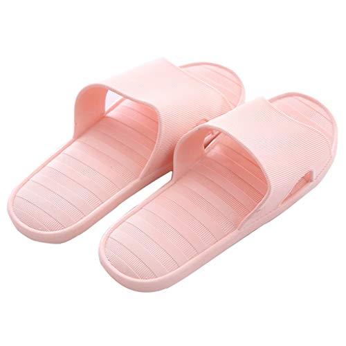 Xu Yuan Jia-Shop Zapatillas para Ducha Zapatillas de baño para Hombres y Mujeres Zapatillas de Ducha Sandalias Antideslizantes Zapatillas para Interiores y Exteriores Zapatillas de Playa y Piscina